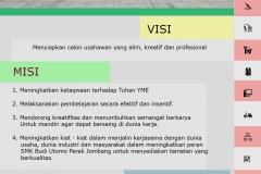 HAL 3 VISI MISI