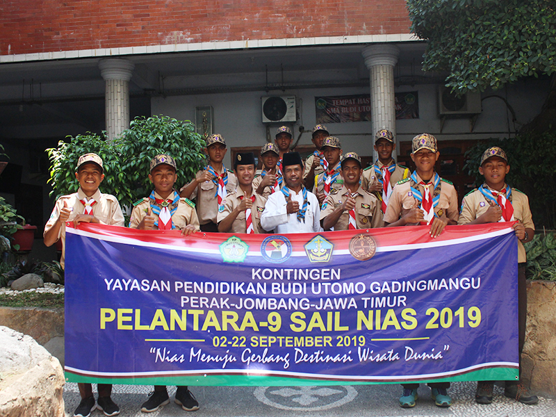 20 Hari Berlayar, PRABU Jaya Siap Menyukseskan Pelantara-9 Sail Nias 2019